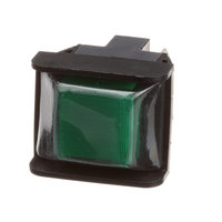Antunes 4010166 Switch Sq Grn Lighted
