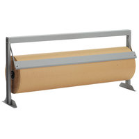 Bulman A46-24 24 inch Jumbo Paper / Film Cutter with Serrated Blade