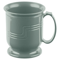 Cambro MDSM8447 Shoreline Collection Meadow 8 oz. Insulated Mug - 48/Case