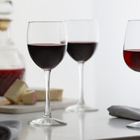 Libbey 7502 Vina 12 oz. Tall Wine Glass - 12/Case