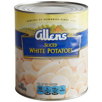 #10 Can Sliced White Potatoes - 6/Case