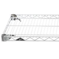 Metro A1430NC Super Adjustable Chrome Wire Shelf - 14 inch x 30 inch