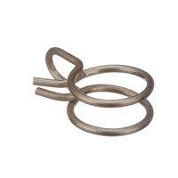 Convotherm 8009058 Clamp;Hose;Spng;Dbl Wire 9.1-