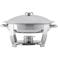 Vollrath 46500 6 Qt. Orion Lift-Off Large Oval Chafer