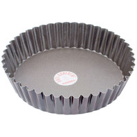 Gobel 9 1/2 inch Non-Stick Tart / Quiche Pan Deep Design with Removable Bottom