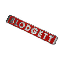 Blodgett 16470 Name Plate 10 inch
