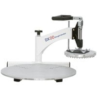 DoughXpress DXDD-8 Dough Docking Press with 8 inch Platen