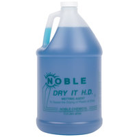 Noble Chemical 1 Gallon Dry It HD Premium Rinse Aid / Drying Agent - Ecolab® 12864 Alternative - 4 / Case