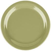 Carlisle 4385282 Wasabi Dayton 9 inch Melamine Plate - 48/Case