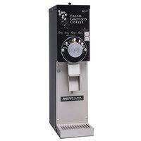 Grindmaster 890BS Black ETL Slimline 3 lb. Coffee Grinder - 120V
