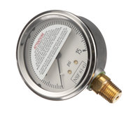 Pitco 60163501 Pressure Gauge Regulator