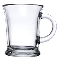 Anchor Hocking 83037A 13.5 oz. Glass Mocha Mug - 6 / Case