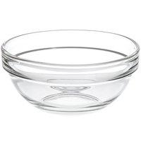 Arc Cardinal Arcoroc E9158 Stackable 7.5 oz. Glass Ingredient Bowl - 36/Case