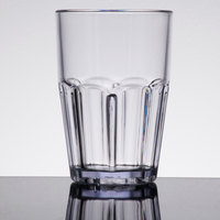 GET 9914-1-CL Bahama 14 oz. Clear Break-Resistant Plastic Tumbler - 72/Case