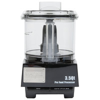 Waring WFP14SW Food Processor with 3.5 Qt. Bowl - 1 hp