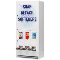 Three Column Laundry Soap Vending Machine