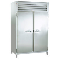 Traulsen RET232NUT-FHS Stainless Steel Two Section Even Thaw Reach In Refrigerator - Specification Line