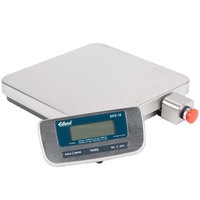 Edlund EPZ-10F 10 lb. Stainless Steel Digital Pizza Scale with Front Tare