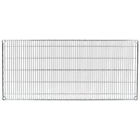 Metro 2472NC Super Erecta Chrome Wire Shelf - 24 inch x 72 inch