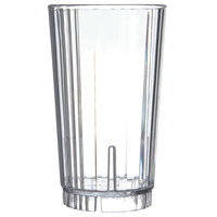Carlisle 4363607 Lafayette 12 oz. Clear Plastic Tumbler - 36/Case