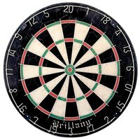 DMI Sports ND200 Brittany 18 inch x 1 1/2 inch Bristle Dartboard