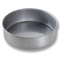 Chicago Metallic 47020 7 inch x 2 inch Aluminized Steel Round Cake Pan