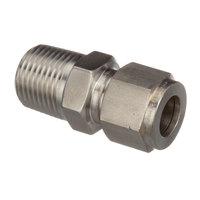 Blodgett 50914 Fitting, 1/2 Npt X 1/2 Comp Ss