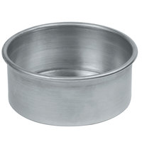 American Metalcraft 3807 7 inch x 3 inch Aluminum Round Cake Pan