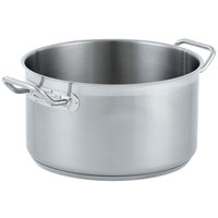 Vollrath / Lincoln 3903 Optio 10 Qt. Sauce Pot with Cover