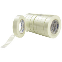 General Purpose Fiberglass Reinforced Strapping Tape 1 inch x 60 Yards (24mm x 55m)