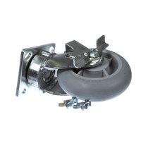 Lockwood CAS-62PERF-KPR-S-B Caster, Sw Brake