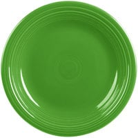 Homer Laughlin 466324 Fiesta Shamrock 10 1/2 inch Round China Dinner Plate - 12/Case
