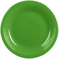 Homer Laughlin 466324 Fiesta Shamrock 10 1/2 inch Plate - 12/Case