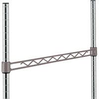 Metro H124-DCH Copper Hammertone Hanger Rail 24 inch