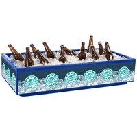 IRP 2010 Blue Chiller 48 Qt. Countertop Merchandiser
