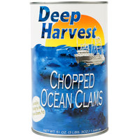 51 oz. Chopped Ocean Clams