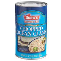 51 oz. Chopped Ocean Clams