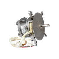 Moffat convection oven motor and blower system parts for Convection oven blower motor