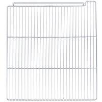 Delfield AS3978277 Left Section Wire Shelf - 26 1/2 inch x 23 inch