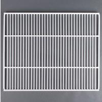 True 909159 White Coated Wire Shelf - 22 5/16 inch x 18 1/4 inch