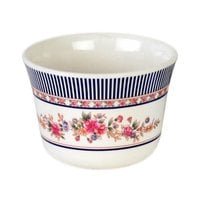 Rose 5 oz. Melamine Tea Cup - 12/Case