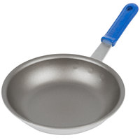 Vollrath ES4007 Wear-Ever 7 inch Ever-Smooth PowerCoat2 Non-Stick Fry Pan with Cool Handle - Rivetless