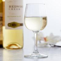 Libbey 8550 Vina 6.75 oz. Wine Taster Glass - 24/Case