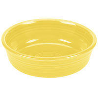 Homer Laughlin 460320 Fiesta Sunflower 14.25 oz. Nappy Bowl - 12/Case