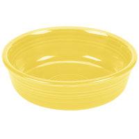 Homer Laughlin 460320 Fiesta Sunflower 14.25 oz. Nappy Bowl - 12/Case