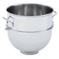 Vollrath 40761 Replacement Stainless Steel Mixing Bowl for 40756 10 Qt. Mixer