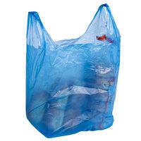 1/6 Size Blue T-Shirt Bag   - 1000/Case