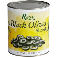 Regal #10 Can Sliced Black Olives