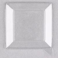 Fineline 6418L-CL Tiny Temptations 3 oz. Clear Plastic Tiny Tumbler Dome Lid - 1000/Case