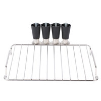 Solwave Fusion 4 inch Leg Kit with Rack